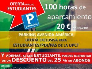 JPG-CARTEL-POHOTO-300x223 !! ATENCIÓN ESTUDIANTE!!, SI ESTUDIAS EN LA UPCT TIENES ALGO MÁS QUE CELEBRAR......100 hrs DE APARCAMIENTO A TAN SOLO 20 EUROS.