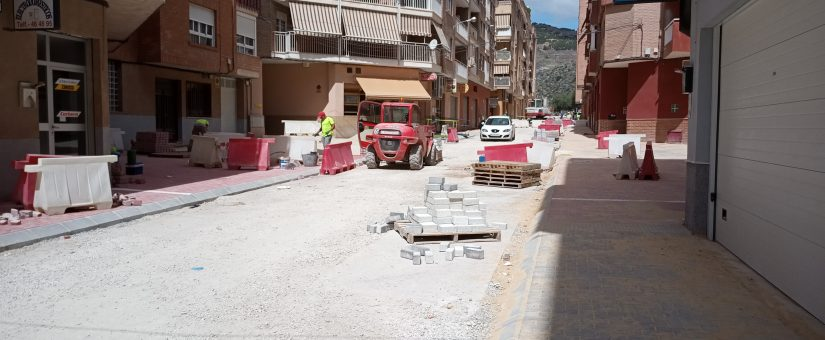 FOTO-1-825x340 TAREAS DE SEÑALIZACIÓN EN BARRIO DE LA SALUD