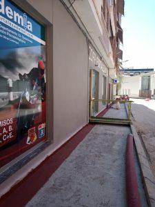 FOTO-4-1-225x300 EVOLUCIÓN DE LOS TRABAJOS DE PAVIMENTACIÓN EN LA CALLE SAN AGUSTÍN SEGUNDA SEMANA MES DE MAYO 2019