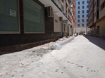 FOTO-1_opt TAREAS DE SEÑALIZACIÓN EN BARRIO DE LA SALUD