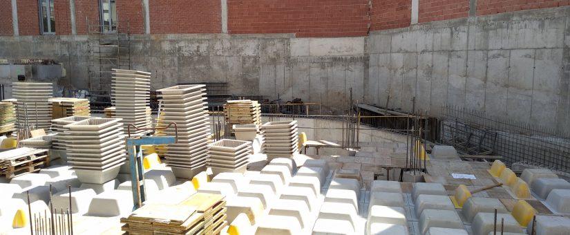 escuela-825x340 LA EMPRESA CONSTRUCTORA GONZALEZ SOTO FINALIZA  LOS TRABAJOS DEL  NUEVO CENTRO LOGÍSTICO DE LIMUSA EN LORCA