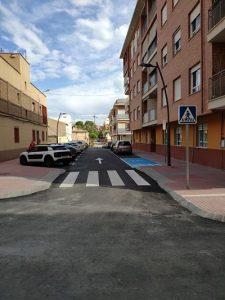 4-225x300 TAREAS DE ASFALTADO Y SEÑALIZACIÓN EN BARRIO DE LA SALUD