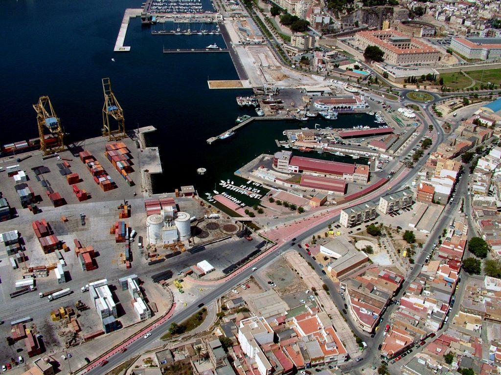 s.luci1_-1024x768 González Soto construirá las nuevas defensas en los muelles de Santa Lucía por 2,4 millones de euros