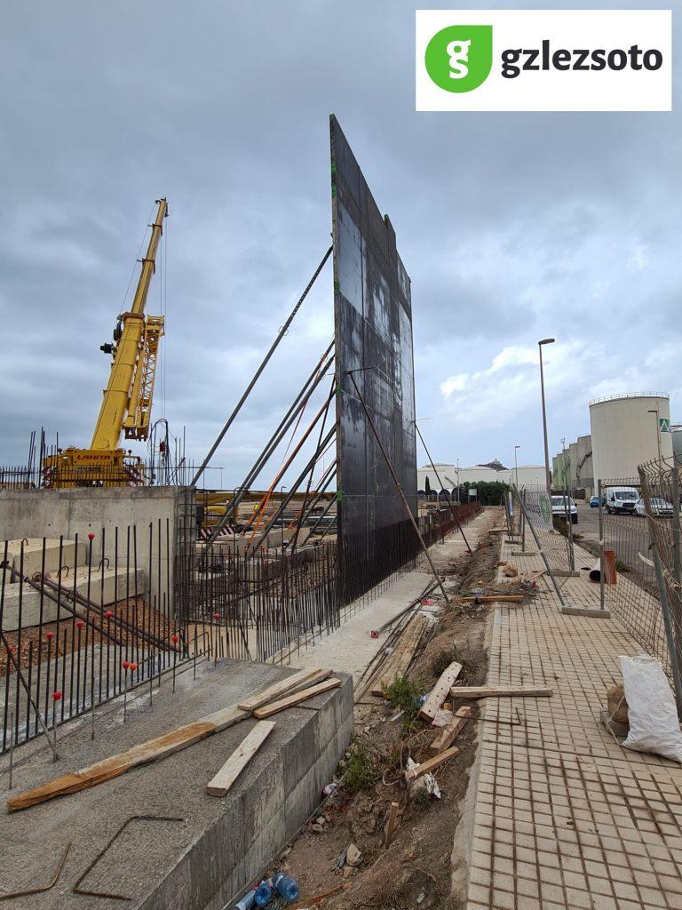 MUROS1-768x1024 GONZALEZ SOTO ejecuta los muros de la nueva nave