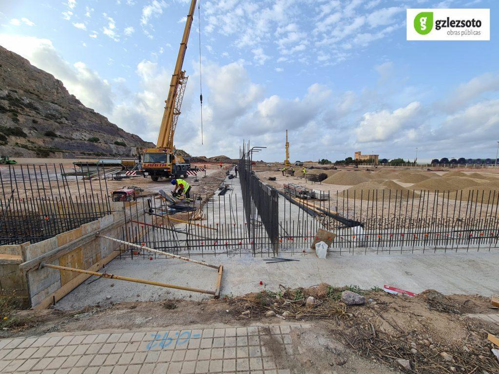 ZAPATA1-2-1024x768 GONZALEZ SOTO avanza en los trabajos de cimentación de la nave